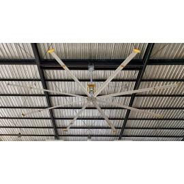 Ventilateur de plafond extracteur d'air 380V - 14 900m3/min