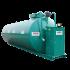 """Beiser Environnement - Station citerne fuel acier double paroi 40000 L, NN2G avec limiteur de remplissage 2"""""""