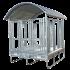 Beiser Environnement - Râtelier spécial chevaux 2 x 3 m