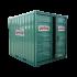 Container de stockage - Modèle LC 10, 16 m3