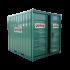 Container de stockage - Modèle LC 20, 32 m3