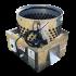 Plumeuse volaille rotative automatique DIT 35