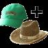 Casquette + Chapeau