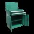 Beiser Environnement - Armoire d'atelier XE90-25MG - Ouverte