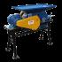 Beiser Environnement - Aplatisseur à céréales 1800kg/heure sur pied-380V avec 2 rouleaux entrainés - Vue d'ensemble