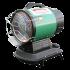 Chauffage diesel radiant portatif vue de face