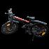 Vélo électrique pliable aluminium 500 W - Noir