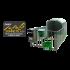 Beiser Environnement - Niche 1 veau polyester isolée complète avec caillebotis (niche+parc)