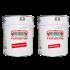 Peinture BEISER EPOXY support acier zinc galva et alu, gris clair, brun rouge pot de 7 kg