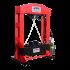Beiser Environnement - Presse d'atelier hydro-électrique 50 tonnes - Vue d'ensemble