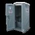 Beiser Environnement - WC mobile - Vue de face ouvert