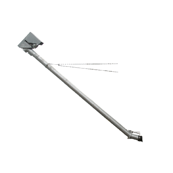 Vis à grains en angle, 4 m, Ø 150