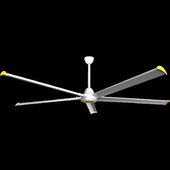 Ventilateur de plafond extracteur d'air 220V
