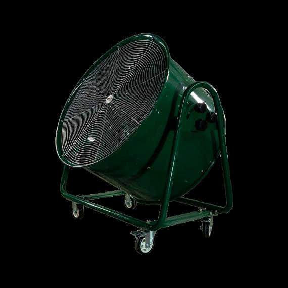 Ventilateur extracteur d'air mobile 800 mm - 220V